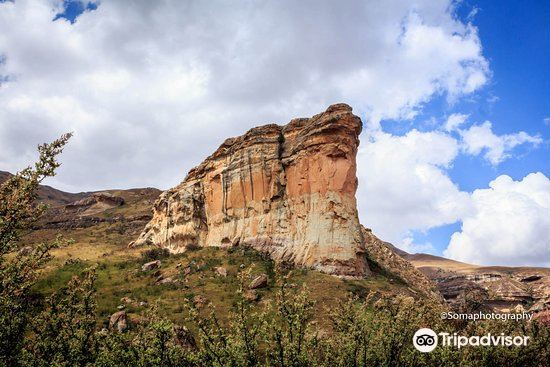Golden Gate Highlands National Park4