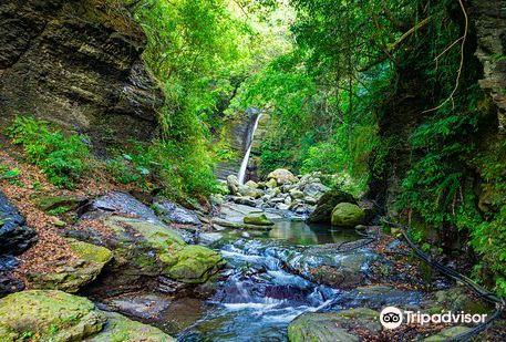 Xiaowulai Waterfall Scenic Area