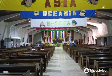 Immaculate Church of Concepcion de Maria