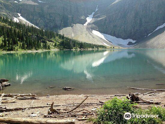 Crypt Lake Trail3