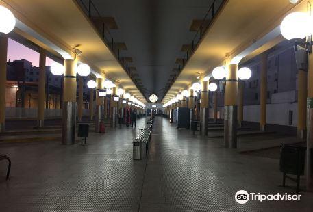 Estación del Prado de San Sebastián