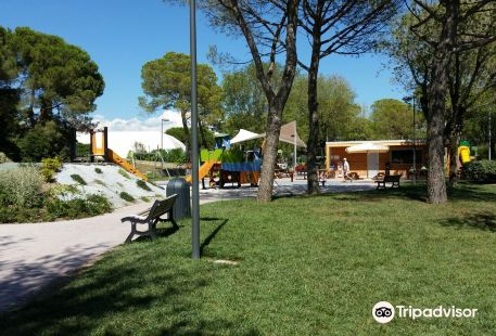 Parco delle Rose di Grado