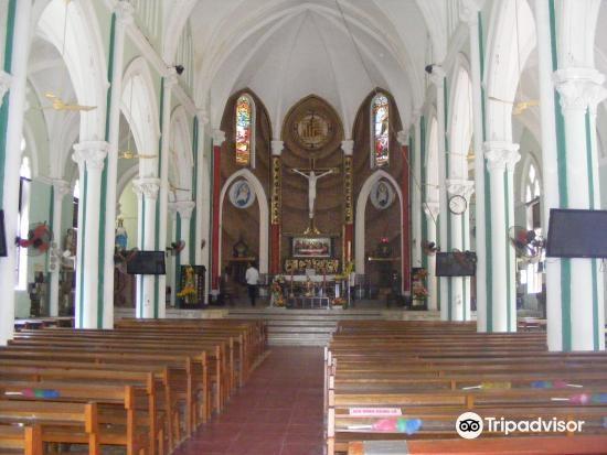 Nha Tho Cha Tam (Cha Tam Church)