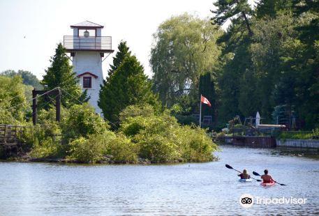 Nancy Island Historic Site