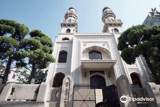 Kobe Muslim Mosque1