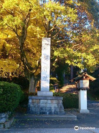 常磐神社・義烈館1
