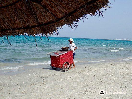 Mahdia Beach1