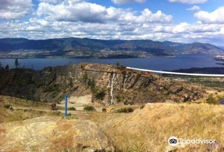 Kelowna Mountain Bridges & Vineyards