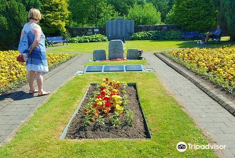 Lockerbie Garden of Remembrance