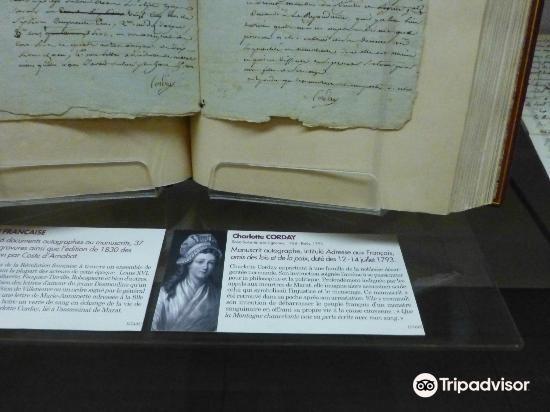 信函和手稿博物館4