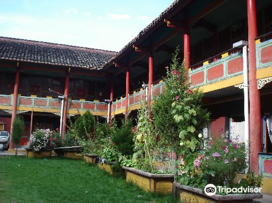 Anjue Temple4