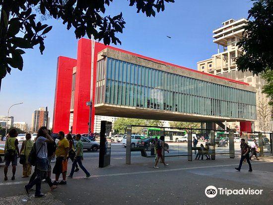 聖保羅藝術博物館2