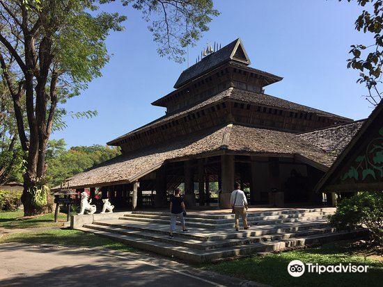 Mae Fah Luang Art & Cultural Park2