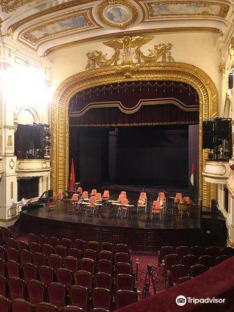 The Hanoi Opera House