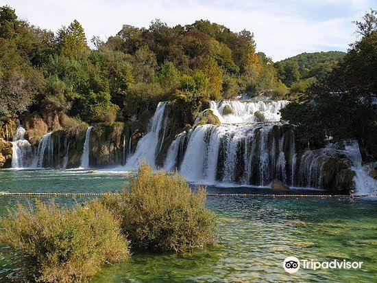 National Park Krka Waterfalls1