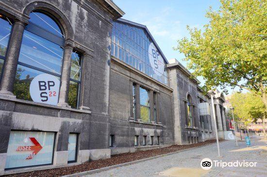 BPS22, Musee d'art de la Province de Hainaut3