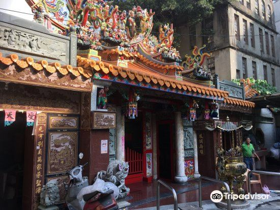 Kaohsiung Dagang Baoan Temple4