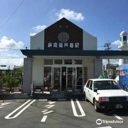 JR Makurazaki Station3