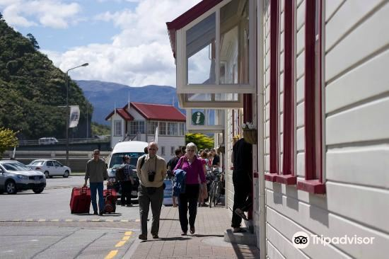 Greymouth i-SITE Visitor Information Centre4