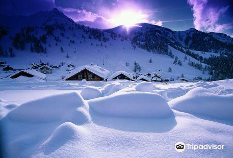 Ski Resort Malbun