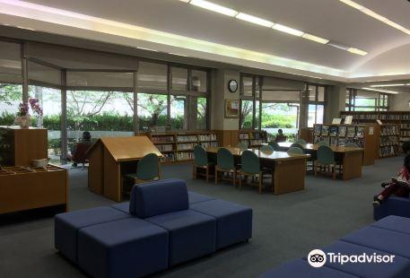 Awa Shiritsu Awa Library