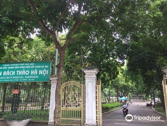 Botanical Gardens (Vuon Bach Thao)3