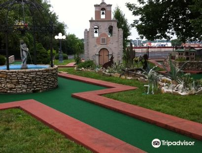 Cool Crest Garden Golf
