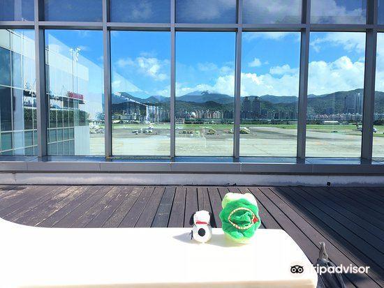 松山機場觀景台4