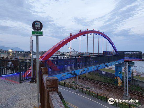 花蓮港景觀橋4