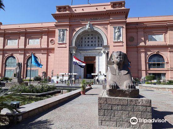 大エジプト博物館3
