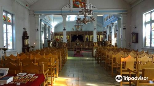 St. Simeon's and St. Anne's Church