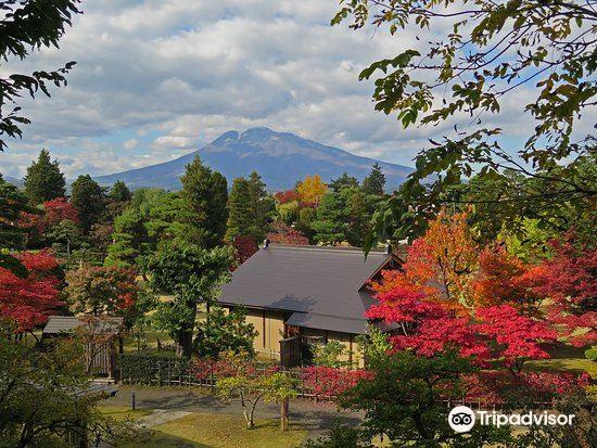 Fujita Memorial Japanese Garden3