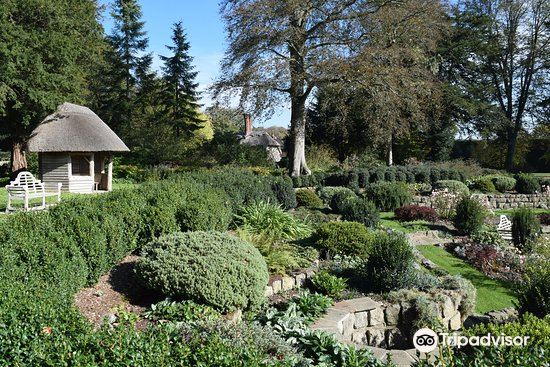 West Dean Gardens1