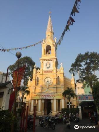 Nha Tho Cha Tam (Cha Tam Church)4