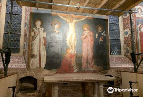 The Basilica of San Nicola a Tolentino