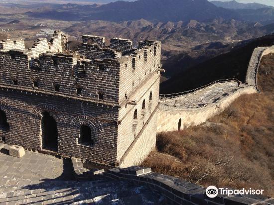 Great Wall at Shixia Pass2