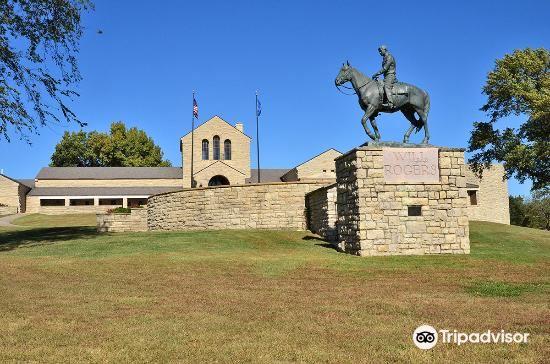 Will Rogers Memorial Museum2
