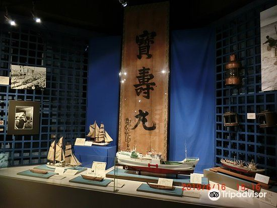 Hakodate City Northern Pacific Fishery's Document Museum1