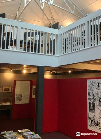 The Cartoon Museum4