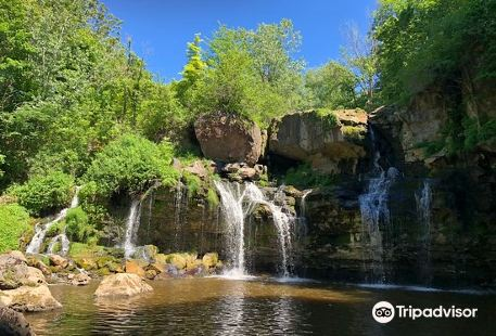 Akron Falls Park
