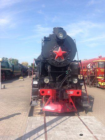 Brest Railway Museum3