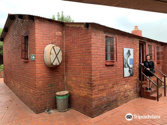 Nelson Mandela Former House4