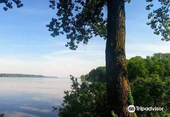 密西西比河岸綠化帶公園3