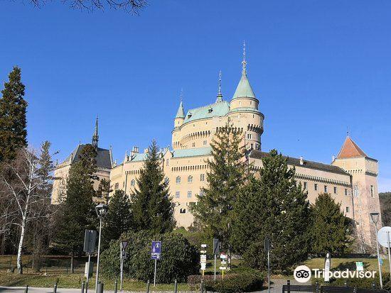 Bojnice Castle1