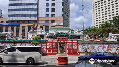 Johor Temple