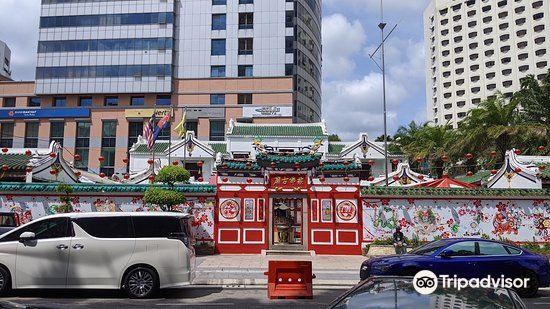 Johor Temple3