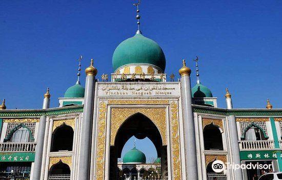 吳忠清真寺2