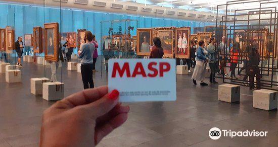 聖保羅藝術博物館1