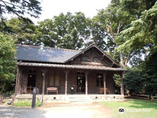 구 이와사키 저택정원1