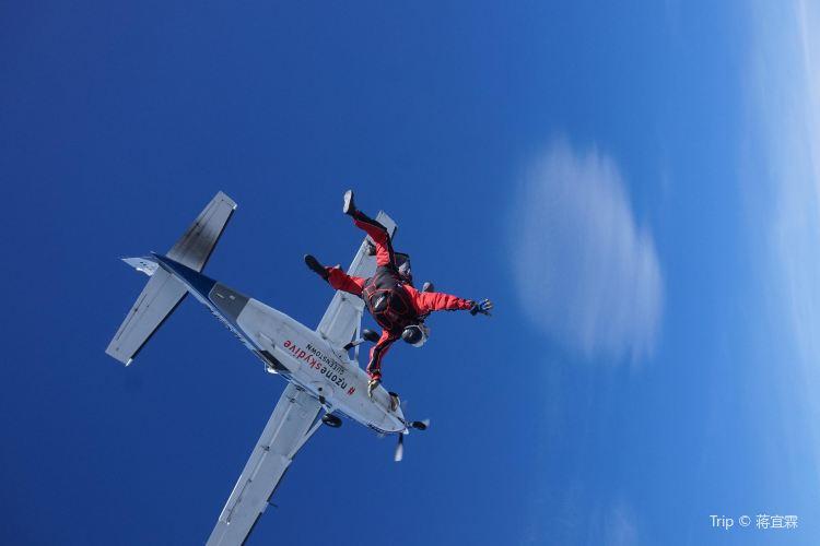 Queenstown NZONE Skydive4